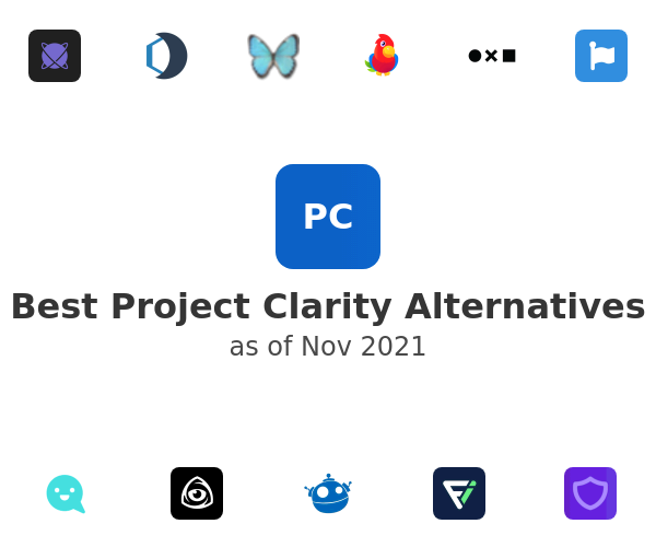 Best Project Clarity Alternatives