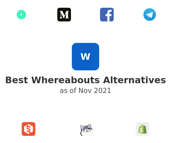 Best Whereabouts Alternatives