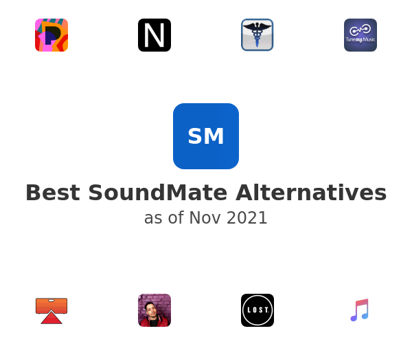 Best SoundMate Alternatives