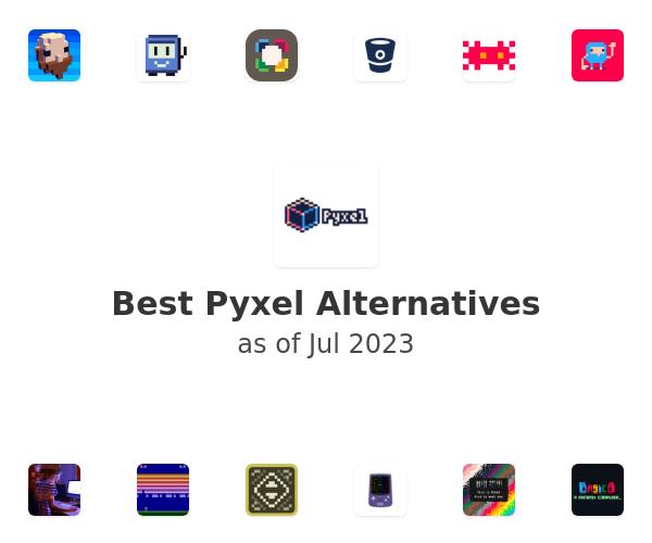 Best Pyxel Alternatives