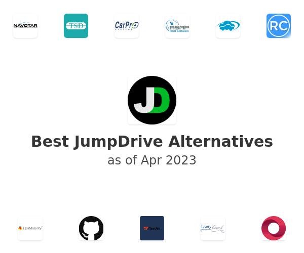 Best JumpDrive Alternatives