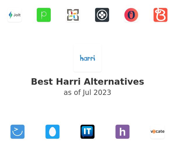 Best Harri Alternatives