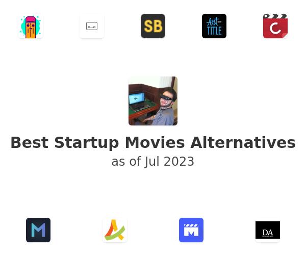 Best Startup Movies Alternatives
