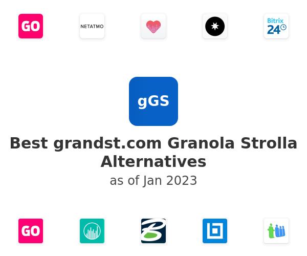 Best Granola Strolla Alternatives