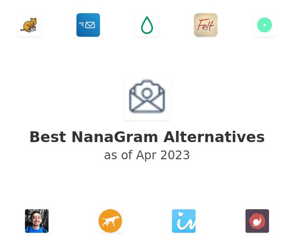 Best NanaGram Alternatives