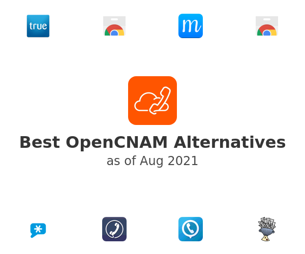 Best OpenCNAM Alternatives