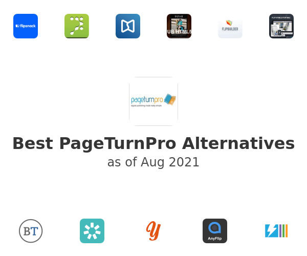Best PageTurnPro Alternatives