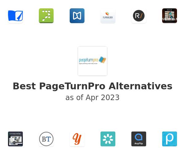 Best PageTurnPro Alternatives