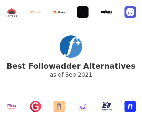 Best Followadder Alternatives