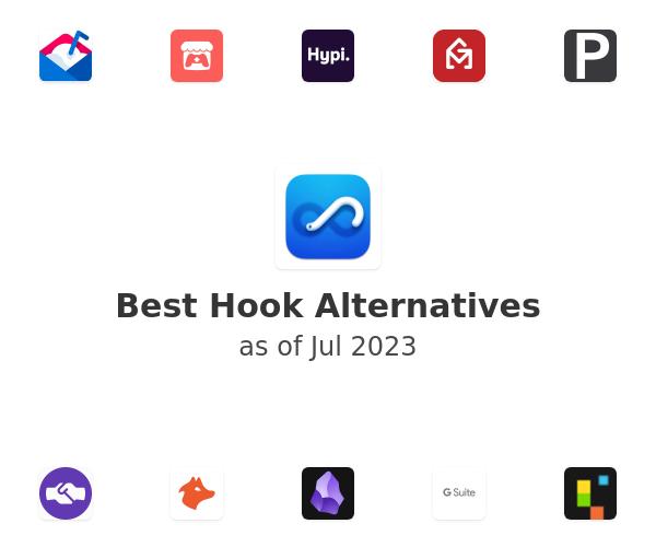 Best Hook Alternatives
