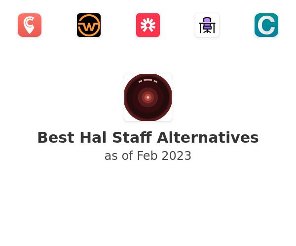 Best Hal Staff Alternatives