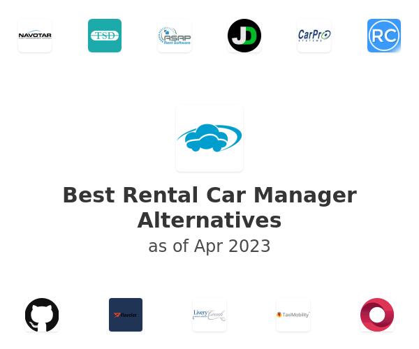 Best Rental Car Manager Alternatives