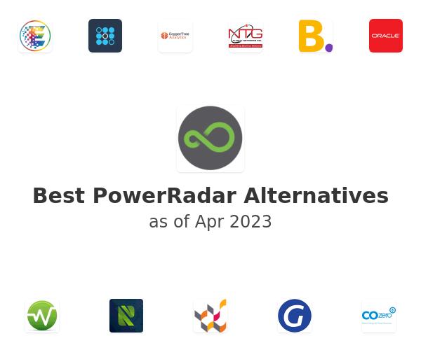 Best PowerRadar Alternatives