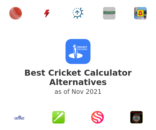 Best Cricket Calculator Alternatives