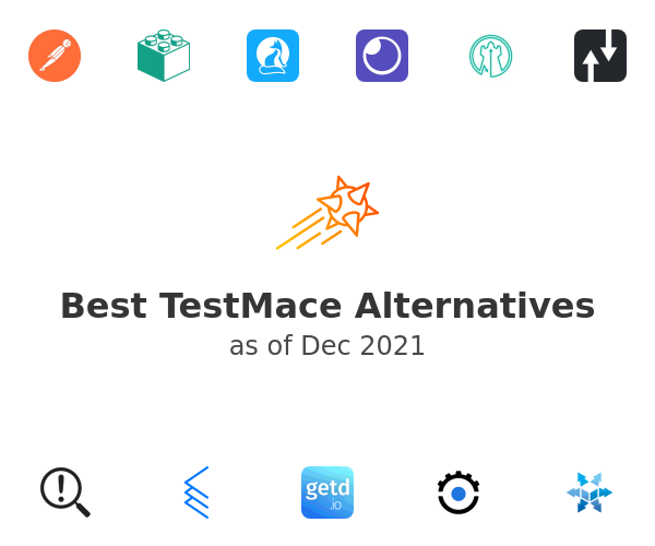 Best TestMace Alternatives