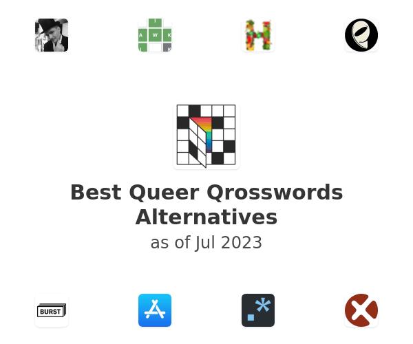 Best Queer Qrosswords Alternatives