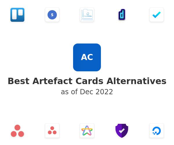 Best Artefact Cards Alternatives