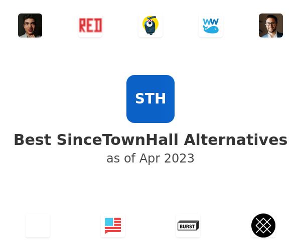 Best SinceTownHall Alternatives