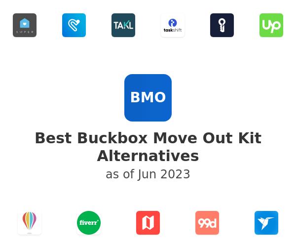 Best Buckbox Move Out Kit Alternatives