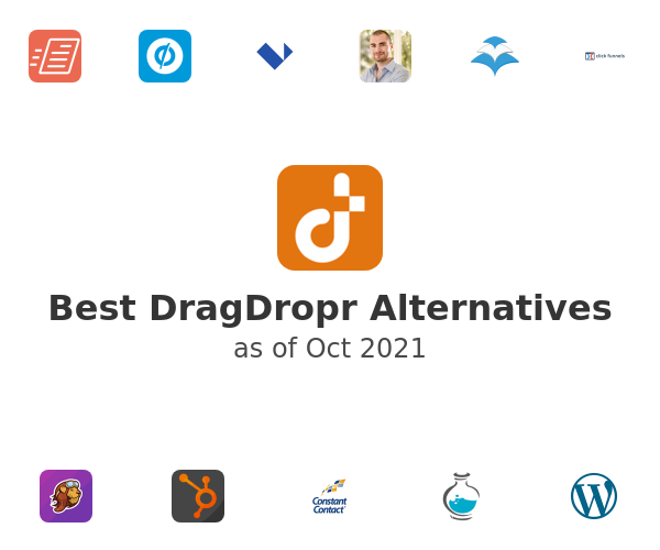 Best DragDropr Alternatives