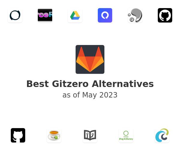 Best Gitzero Alternatives