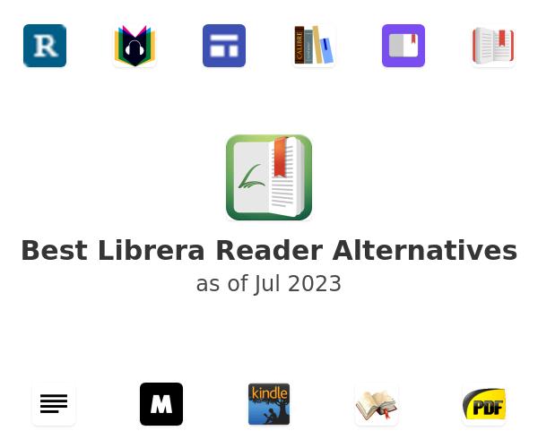 Best Librera Reader Alternatives