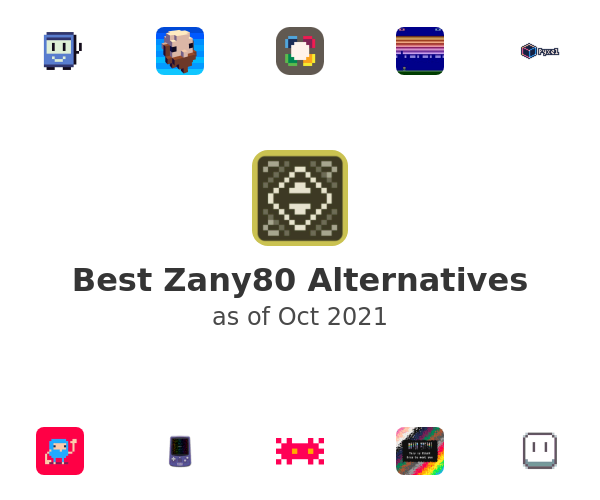 Best Zany80 Alternatives