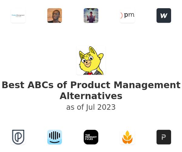 Best ABCs of Product Management Alternatives