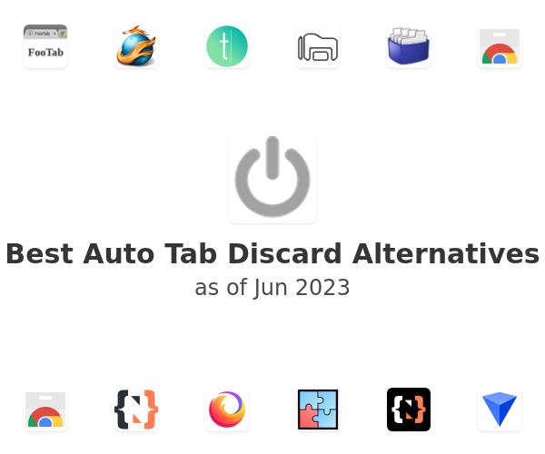 Best Auto Tab Discard Alternatives