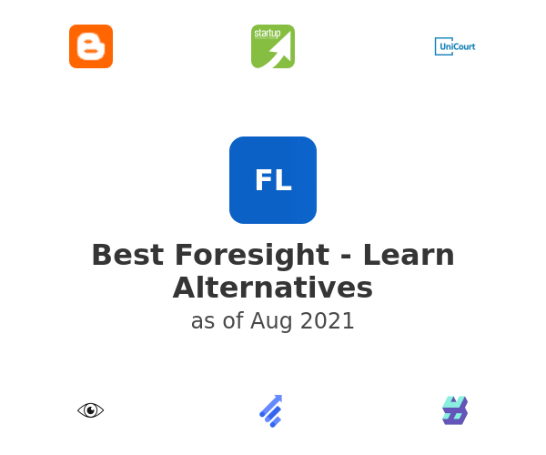Best Foresight - Learn Alternatives