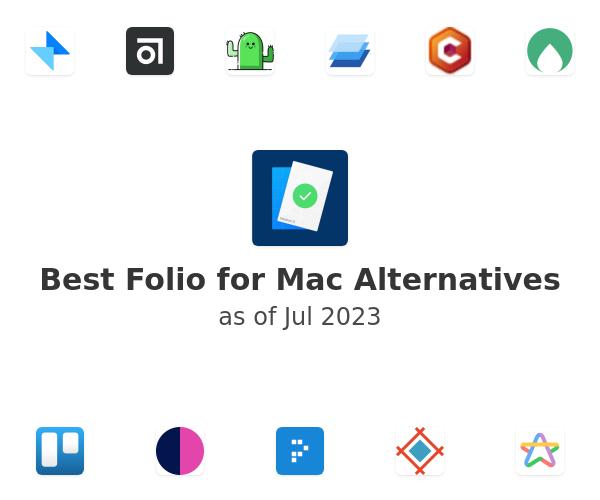 Best Folio for Mac Alternatives