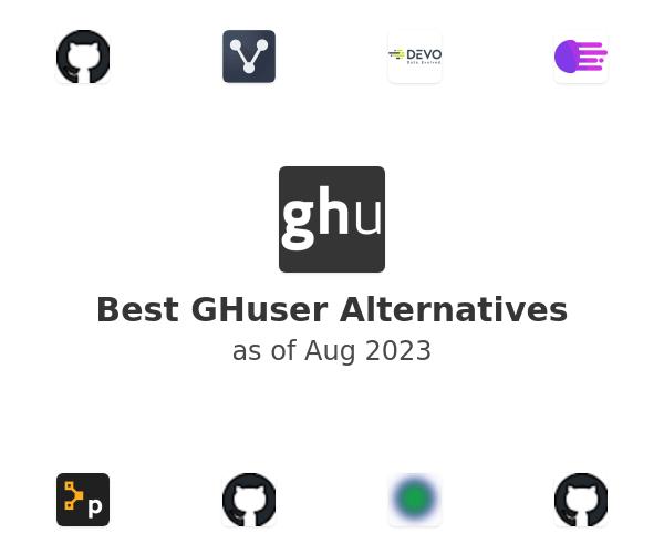 Best GHuser Alternatives