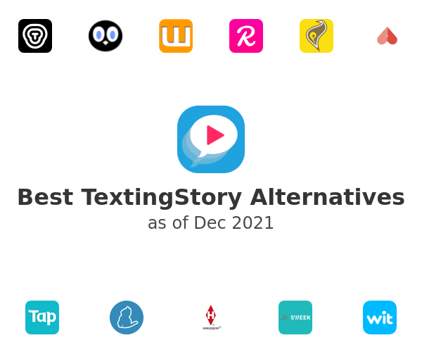 Best TextingStory Alternatives