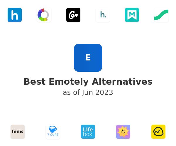 Best Emotely Alternatives