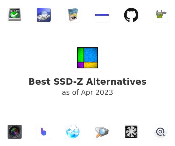 Best SSD-Z Alternatives