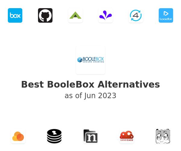 Best BooleBox Alternatives