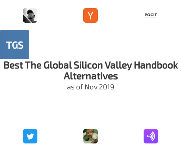 Best The Global Silicon Valley Handbook Alternatives