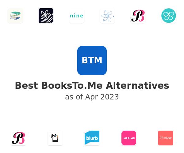 Best BooksTo.Me Alternatives