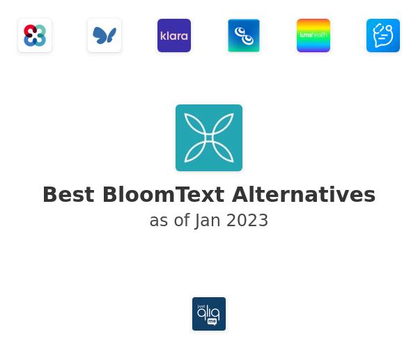 Best BloomText Alternatives