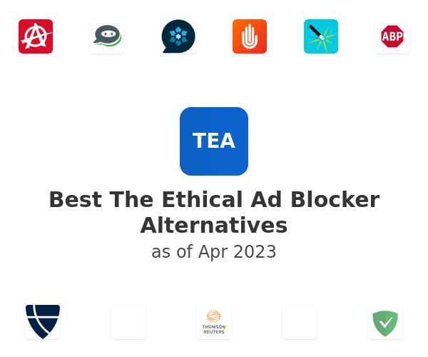 Best The Ethical Ad Blocker Alternatives