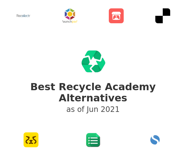 Best Recycle Academy Alternatives