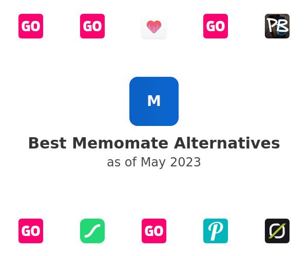 Best Memomate Alternatives