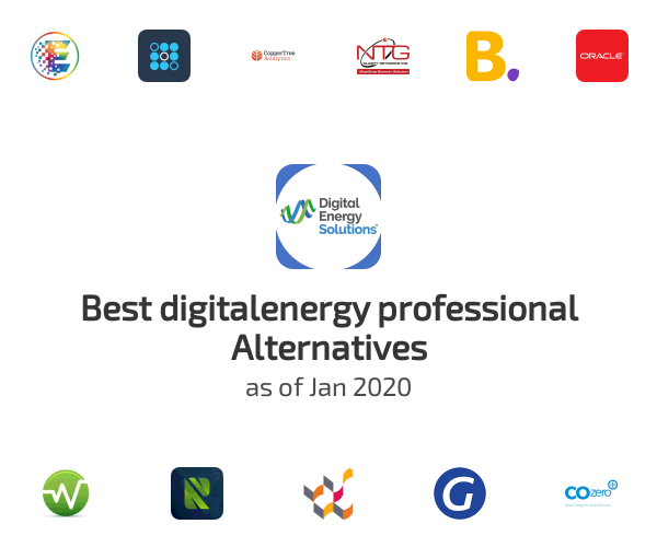 Best digitalenergy professional Alternatives
