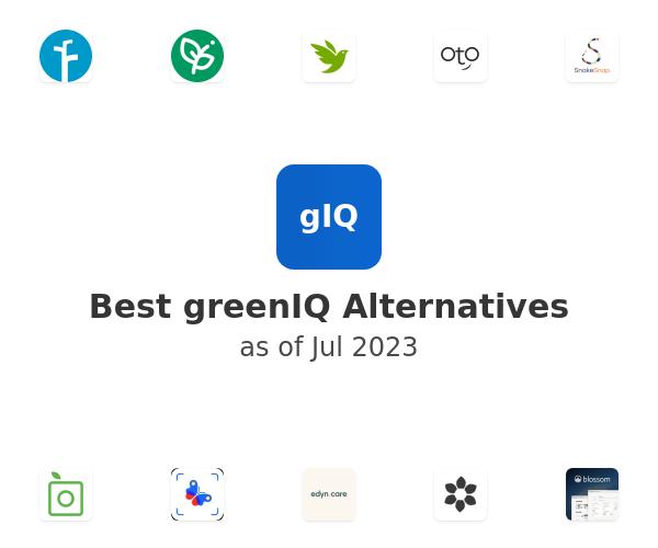 Best greenIQ Alternatives