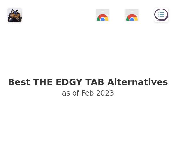 Best THE EDGY TAB Alternatives