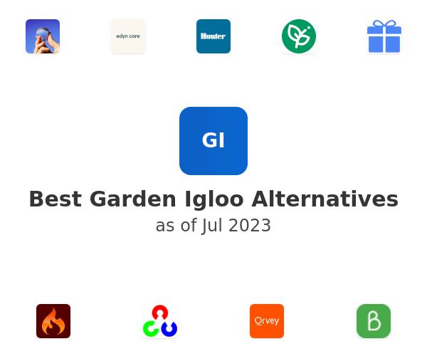 Best Garden Igloo Alternatives