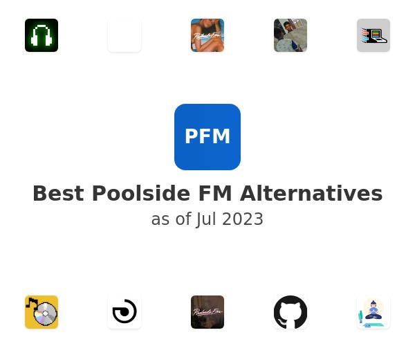 Best Poolside FM Alternatives