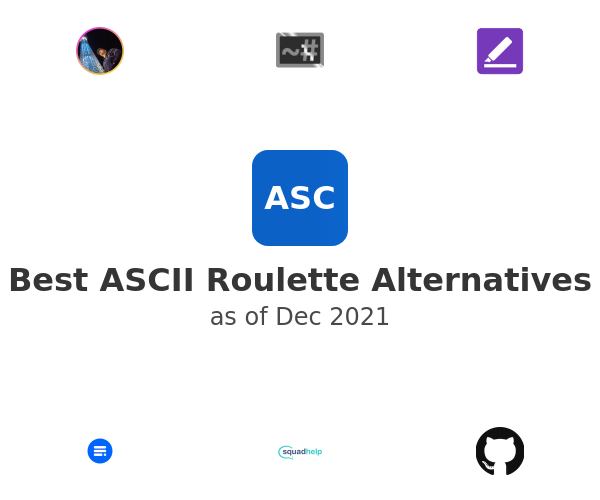 Best ASCII Roulette Alternatives