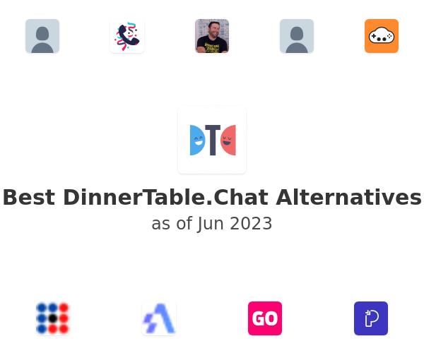 Best DinnerTable.Chat Alternatives