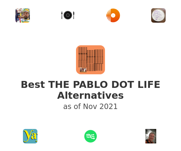 Best THE PABLO DOT LIFE Alternatives